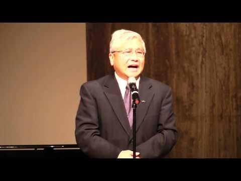台灣介心靈日-2-28 70th Commemorative Concert-Thomas Shu (許正龍) Vocal Solo and Recitative@20170228