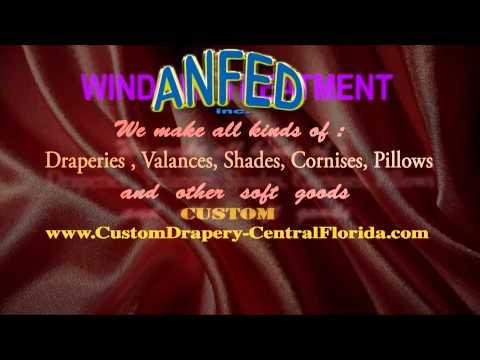 Orlando Custom Draperies