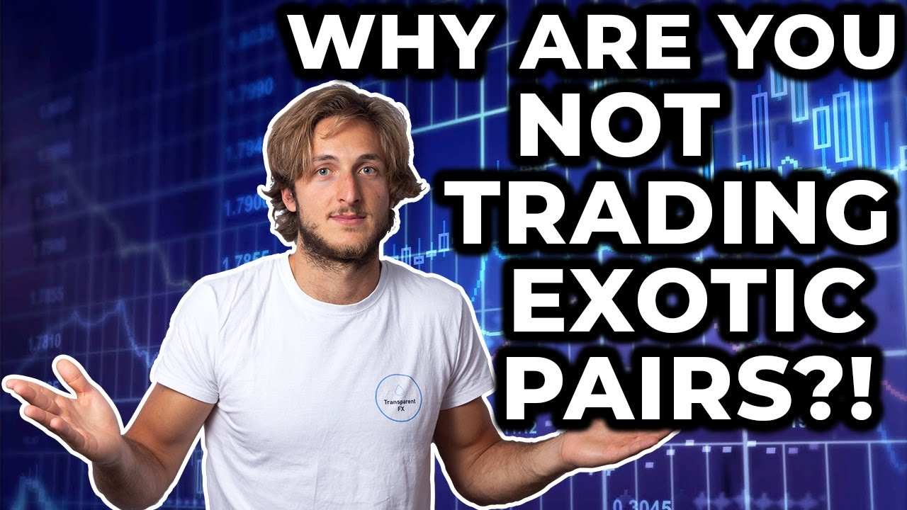DON'T MISS OUT!!! Trade FOREX Exotic Pairs!