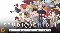 Auf Wiedersehen, Studio Ghibli. Und bis bald. Eine Verneigung
