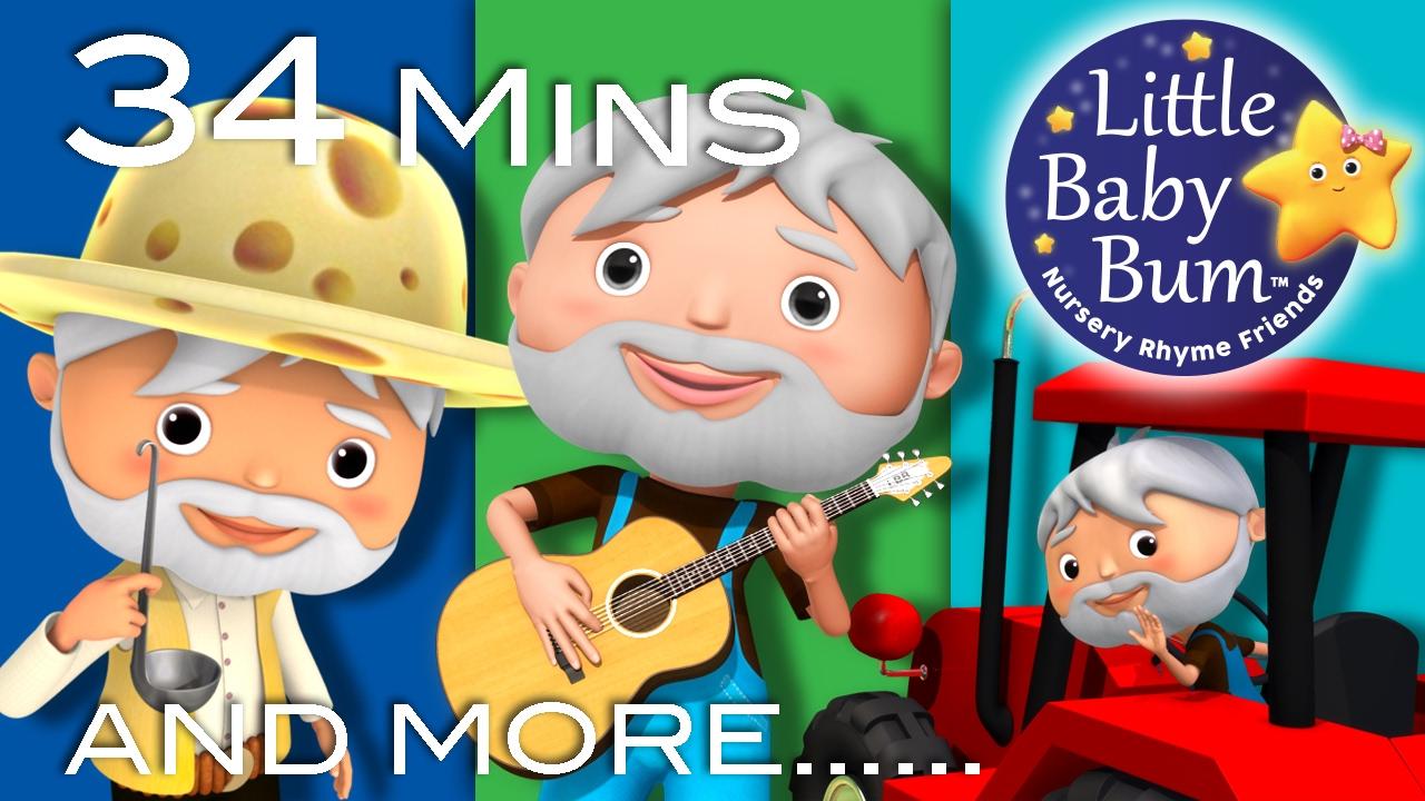 Old Macdonald Songs Plus Lots More Nursery Rhymes 34