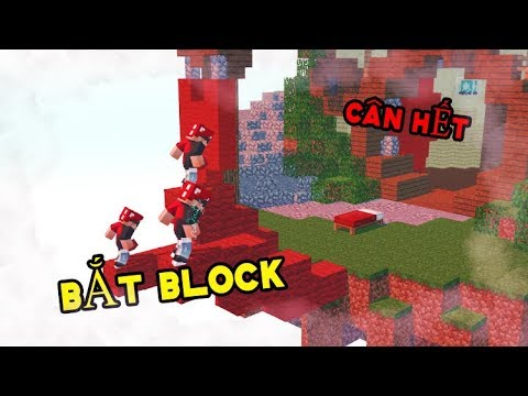 TOP 3 CÁCH BẮT BLOCK HAY NHẤT CỦA MÌNH TRONG BED WARS (Minecraft HYPIXEL) / Dragons VN
