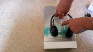 New Logitech h600 wireless Headphones review