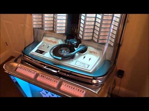 Rock-Ola Regis Model 1495 (1961 Classic Jukebox)