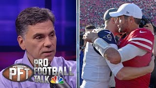 49ers' defense makes them legitimate Super Bowl contenders | Pro Football Talk | NBC Sports