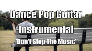 "Dance Pop Guitar (Instrumental / Beat) - ""Don"