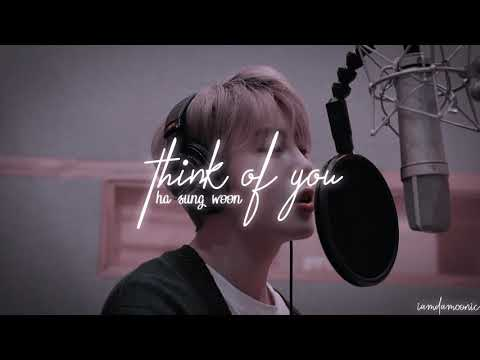 [OFFICIAL INSTRUMENTAL] HA SUNG WOON - THINK OF YOU (HER PRIVATE LIFE OST)