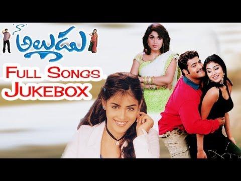 Naa Alludu (నా అల్లుడు) Telugu Movie || Full Songs Jukebox || Jr.N.T.R, Shreya Sharan, Genelia