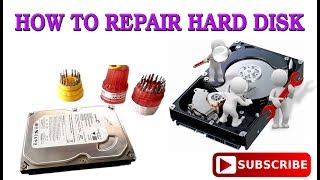 HOW TO REPAIR HARD DISK | Hard disk Not Detected ( HDD ) PC Or Laptop