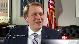 Sen. Nesbitt appears on Too The Point with Rick Albin