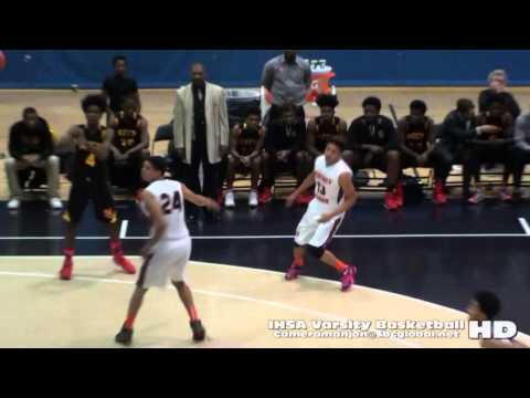 * * North Lawndale@Whitney Young Dolphins Varsity Basketball (12-16-15) Raw (Chicago)