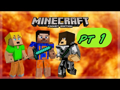 4k Map Pack with Sids and Shwepnick! (Part 1) [MCPE 0.10.5] - Smash that LIKE for me and SUBSCRIBE!