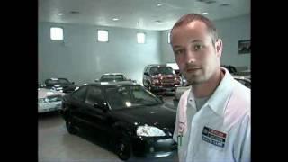 Honda Civic Si - Video Test Drive
