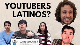 Baixar COREANOS CONOCIENDO YOUTUBERS LATINOS
