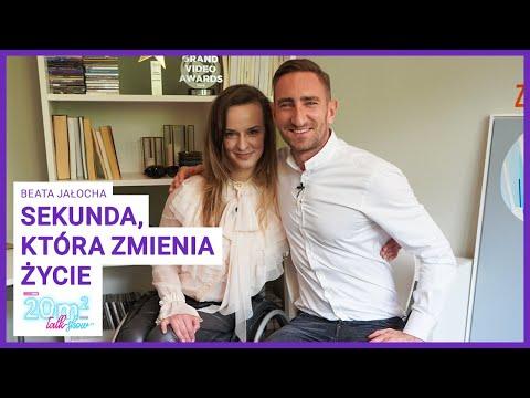 Sekunda, która zmienia życie. Beata Jałocha. 20m2 talk-show, odc. 339