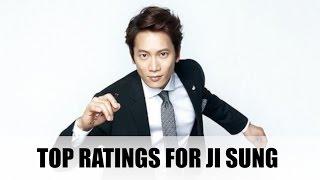 Top Ratings for Ji Sung in Defendant    Korean Drama