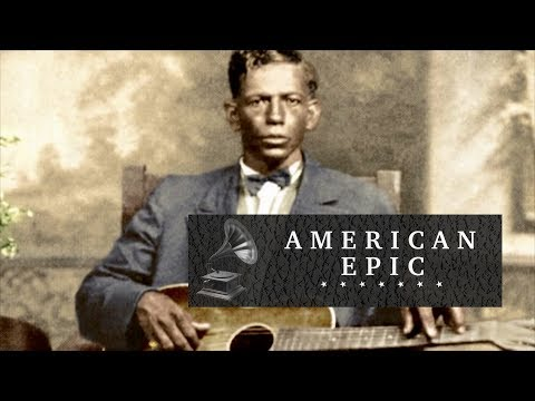 The Influence Of Charley Patton (BBC Arena: American Epic)