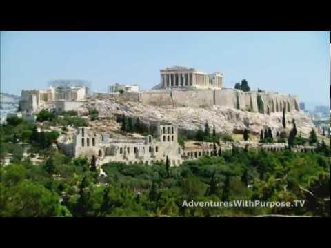 HD Travel: GreeceRichard Bangs Adventures with Purpose