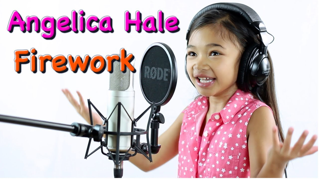 Katy Perry Firework Cover by Angelica Hale (6 years old ... Katy Perry Firework