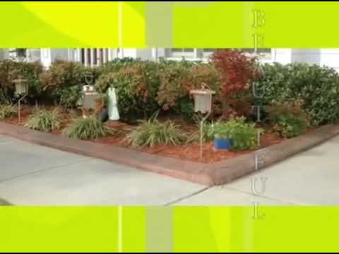 TYGAR's Landscape Curbing Equipment For Decorative & Stamped Landscape Borders