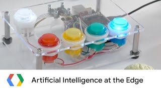Google and NXP advance artificial intelligence with the Edge TPU