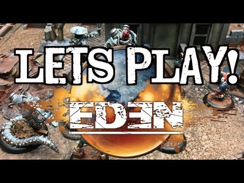 Let's Play! - EDEN by Happy Games Factory