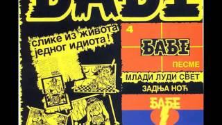 13 - Babe - Losa navika - (Audio 1993)