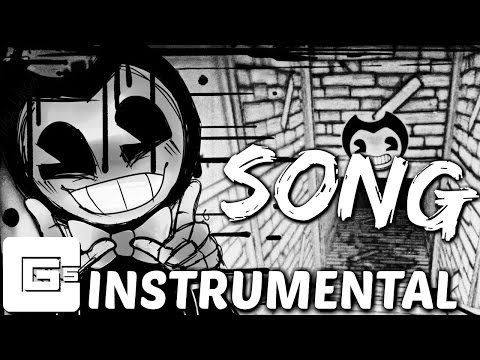 "BENDY AND THE INK MACHINE SONG ▶ ""Can I Get An Amen"" (Instrumental) 