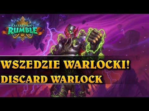 WSZĘDZIE WARLOCKI - DISCARD WARLOCK - Hearthstone Decks (Rastakhan's Rumble)