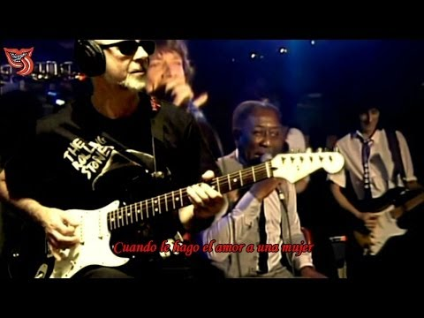 Mannish Boy Subtitulada Español Rolling Stones, Muddy Waters & RollingBilbao cover HD