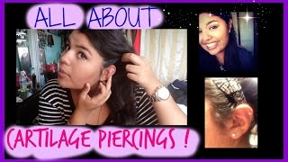 All About Cartilage Piercings Thumbnail