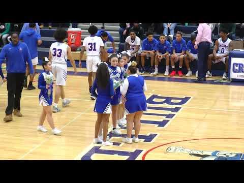 Waterbury Crosby High School vs Naugatuck High School - Feb 19, 2019