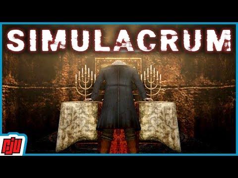 Simulacrum Part 2 | Indie Horror Game | PC Gameplay Walkthrough