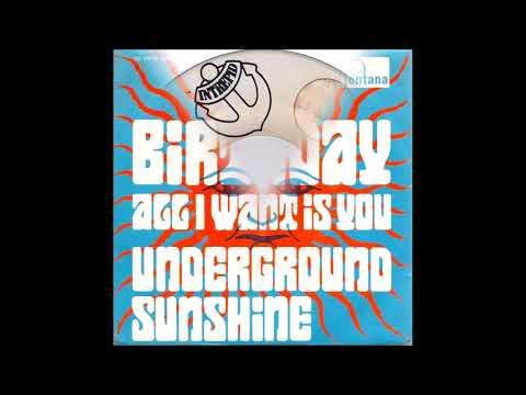 Underground Sunshine - Birthday (from vinyl 45)...