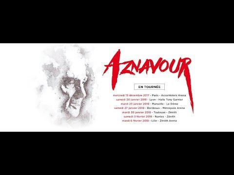 Vidéo Spot Radio Aznavour Europe 1 - Voix Off: Marilyn HERAUD