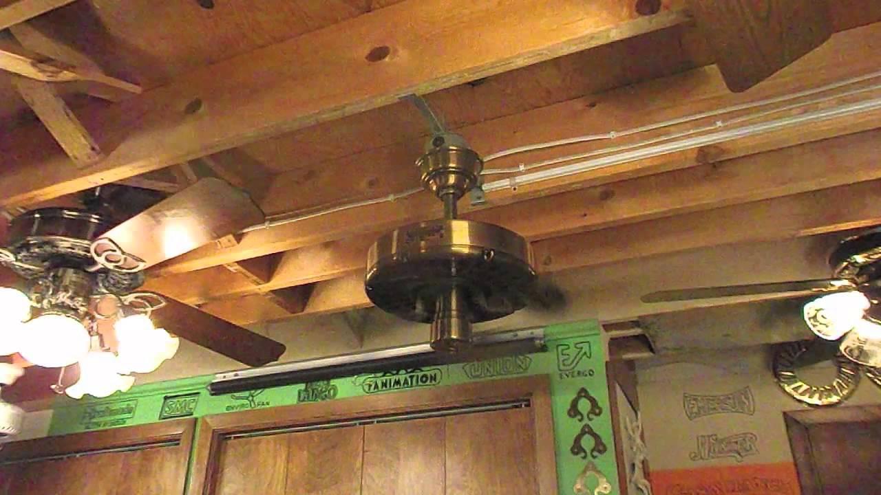 Classic fan original ceiling fan youtube classic fan original ceiling fan mozeypictures Image collections