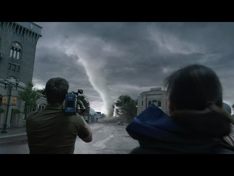 Into the Storm  Clip HD
