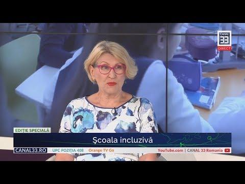 Şcoala Incluzivă - Cu Violeta Dascălu, Directoarea Şcolii Ferdinand
