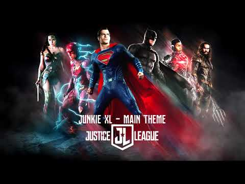 Justice League - Get Your Ass to Mars by Really Slow Motion (BSO/Soundtrack)