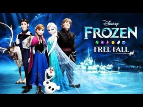 Frozen Free Fall Music ☜♥☞