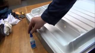cambio del sello magnetico en refrigeradores mabe
