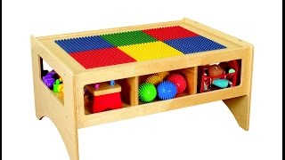 Toddler Activity Table