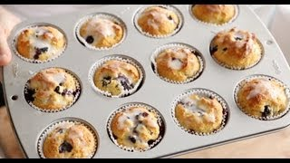 Blueberry-orange Cornmeal Muffins | Everyday Food With Sarah Carey
