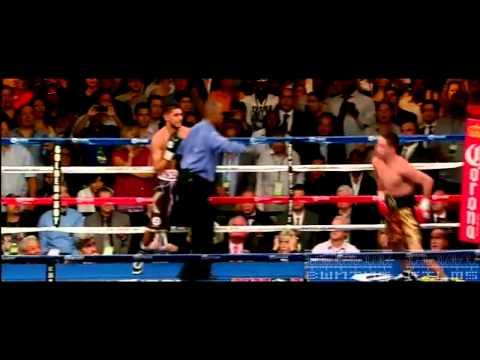 Danny Garcia  Amir Khan Knockout Video HD
