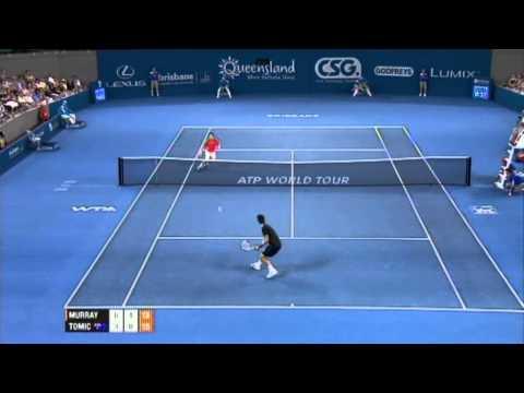 Lleyton Hewitt v Marius Copil - Full Match Men's Singles Quarter Finals: Brisbane International 2014 from YouTube · Duration:  1 hour 12 minutes 11 seconds