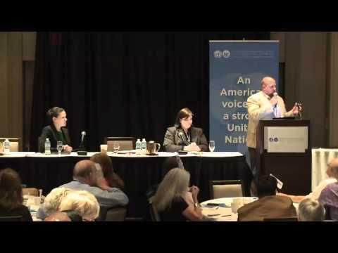 2012 UNA-USA Annual Meeting: Membership Development Workshop (Full Session)