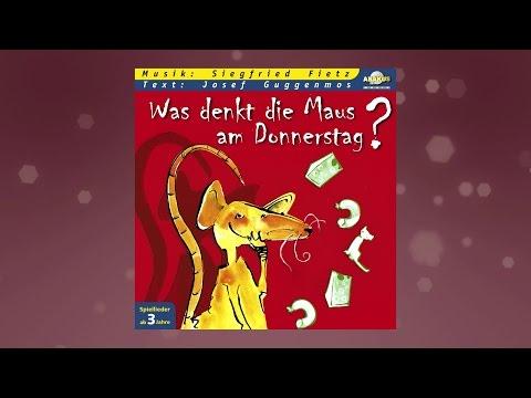 Siegfried Fietz - 'Was denkt die Maus am Donnerstag?' aus Was denkt die Maus am Donnerstag?