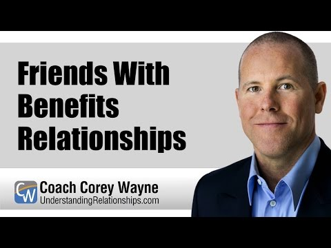 Friends With Benefits Relationships