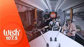 "Mayonnaise performs ""Torres"" LIVE on Wish 107.5 Bus"
