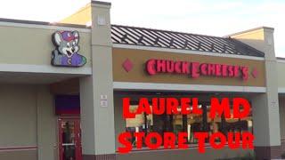 Chuck E. Cheese - Laurel, MD - Store Tour